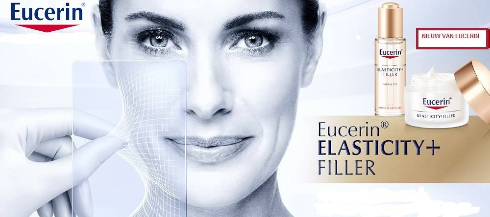 Eucerin Hyaluron-Filler + Elasticity