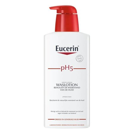 Eucerin Eucerin pH5 Waslotion 400ml