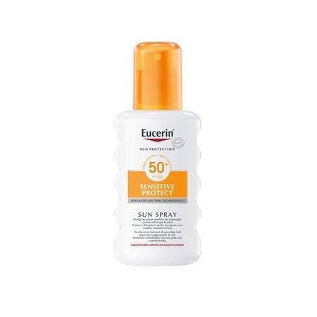 Eucerin Eucerin Sun Sensitive Protect Spray Parfumvrij SPF 50+