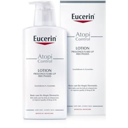 Eucerin Eucerin AtopiControl Body Care Lotion 400ml