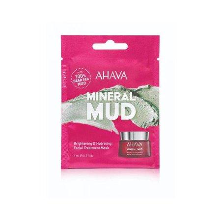 Ahava AHAVA Sachet Brightening & Hydrating Facial Treatment Mask