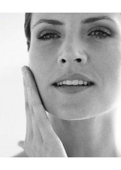 Normale huid gezichtsverzorging