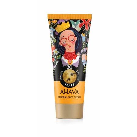 Ahava Ahava Mineral Foot Cream Limited Edition