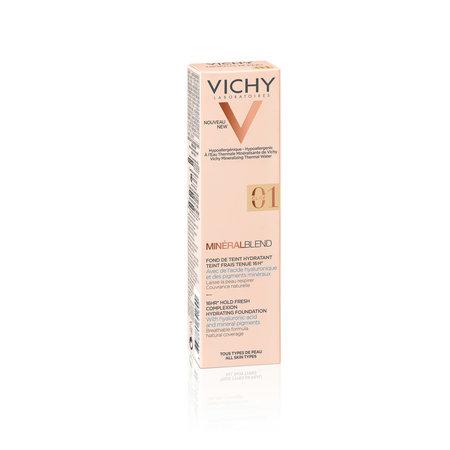 Vichy Vichy MinéralBlend Foundation 01 Clay