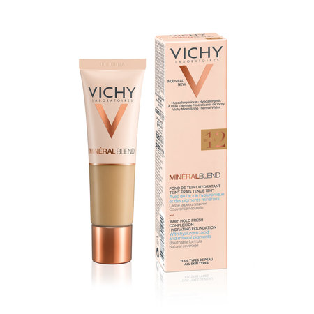 Vichy Vichy MinéralBlend Foundation 12 Sienna