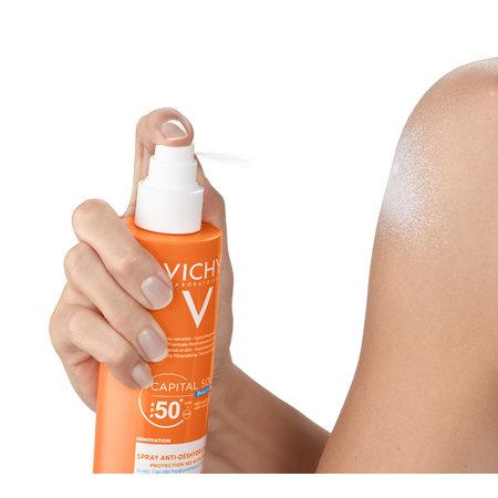 Vichy Vichy Capital Soleil Beach Protect Anti-Dehydratatie Spray SPF50