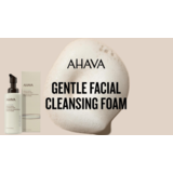 Ahava Time to Clear: Gentle Facial Cleansing Foam