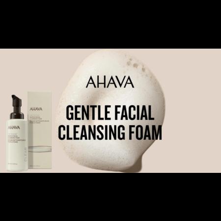 Ahava Ahava Gentle Facial Cleansing Foam