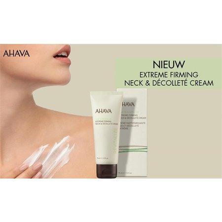 Ahava Ahava Extreme Firming Neck & Décolleté Cream