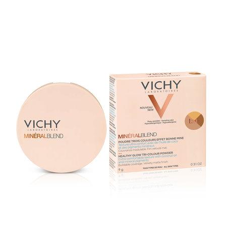 Vichy Vichy MinéralBlend Driekleurig Poeder Tan