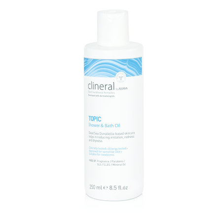 Clineral  Clineral TOPIC Shower & Bath Oil