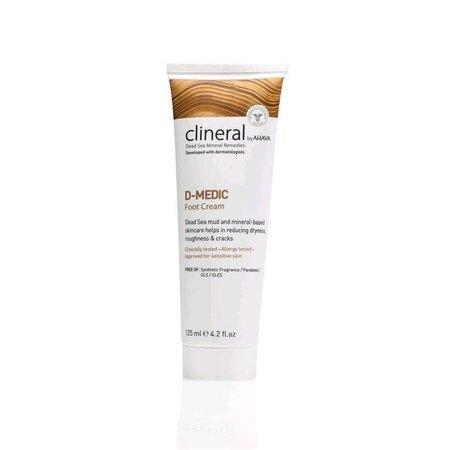 Clineral  D-MEDIC Foot Cream