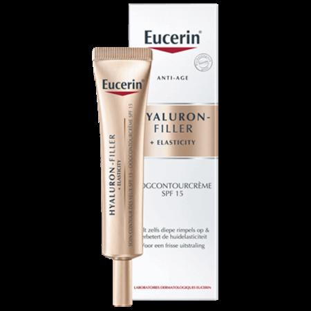 Eucerin Eucerin Hyaluron-Filler + Elasticity Oogcontourcreme SPF 15