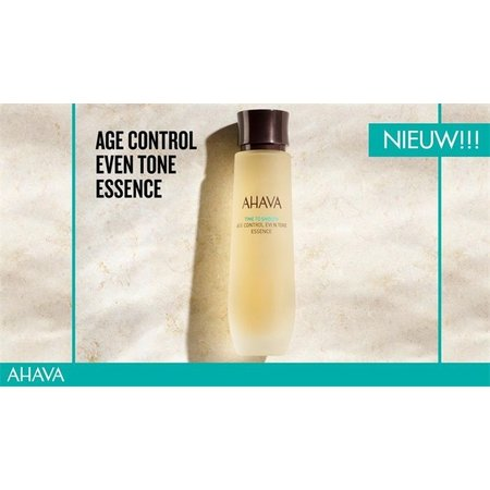 Ahava Ahava Age Control Even Tone Essence
