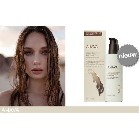Ahava Ahava Dermud Intensive Body Lotion