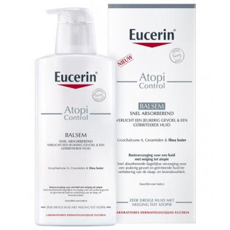 Eucerin Eucerin AtopiControl Balsem 400ml