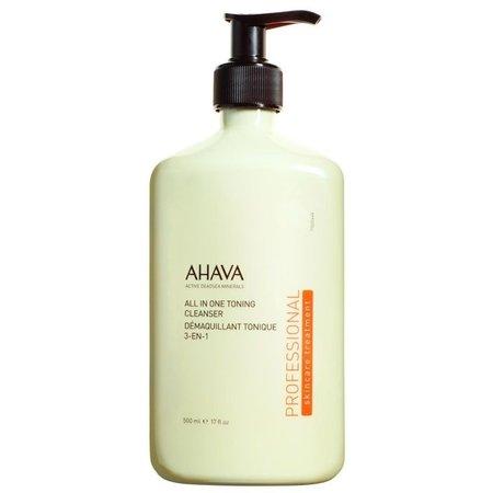 Ahava AHAVA All In One Tonic Cleanser Big Size