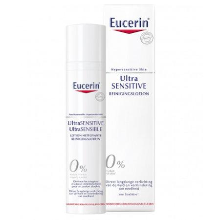 Eucerin Eucerin UltraSENSITIVE Reinigingslotion