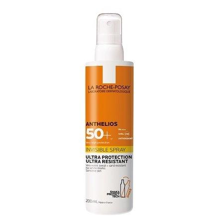 La Roche-Posay LRP Anthelios SPF 50+ spray invisible