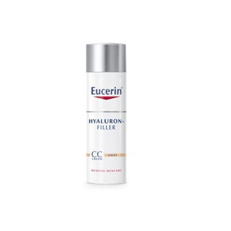 Eucerin Eucerin Hyaluron-Filler CC Cream Light