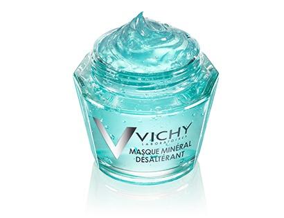 Vichy Mineraal Maskers