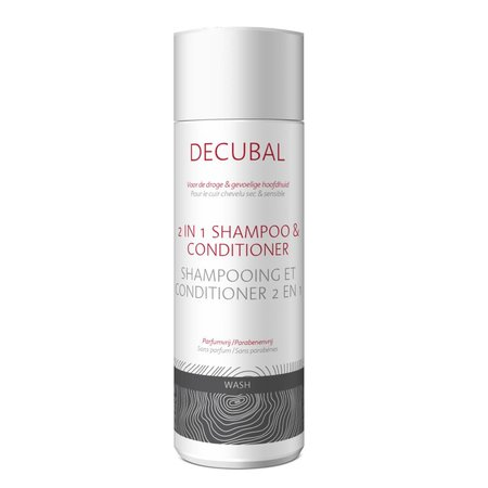 Decubal Decubal 2 in 1 Shampoo en Conditioner