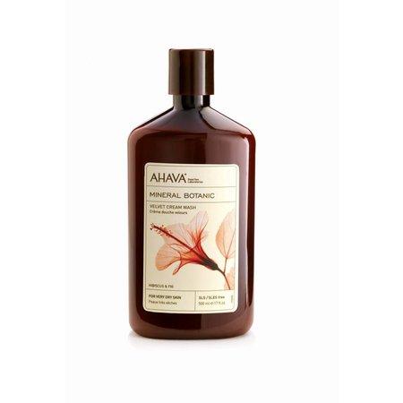 Ahava AHAVAMineral Botanic Cream Wash Hibiscus