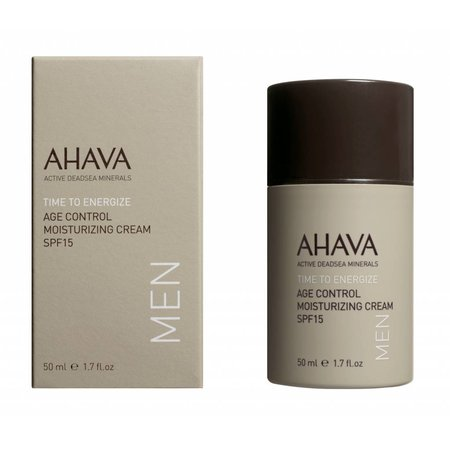 Ahava AHAVA Age Control Moisturizing Cream SPF15
