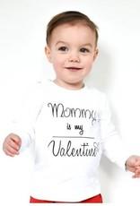 Valentijn shirt - Mommy is my Valentine