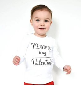 Valentijn shirt - Mommy is my Valentine