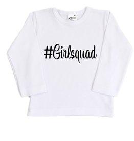 Shirt - #Girlsquad