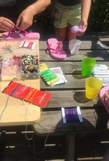 Kinderfeestje slipperspimpen