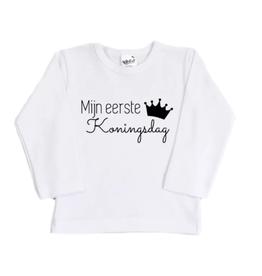 Baby Shirt - Mijn eerste koningsdag