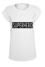 Shirt Dames - Super Hero