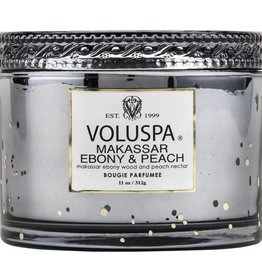 VOLUSPA MAKASSAR EBONY & PEACH
