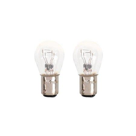 ProPlus Autolamp wit (12V 21/5W BAY15d) (2 Stuks)