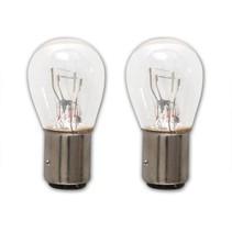 Autolamp wit  (12V 21/4W BAZ15d)