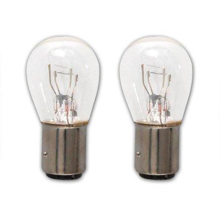 ProPlus Autolamp wit  (12V 21/4W BAZ15d) (2 Stuks)