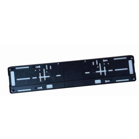 Kader onzichtbaar (ABS) voor nummerplaat 520x110mm