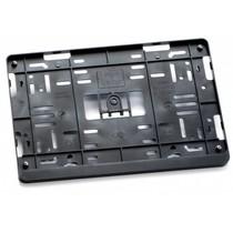 Vierkante Plaathouder ZWART (ABS) voor nummerplaat 340 x 210mm