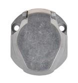 ProPlus Stekkerdoos 7+1-Polig Metaal