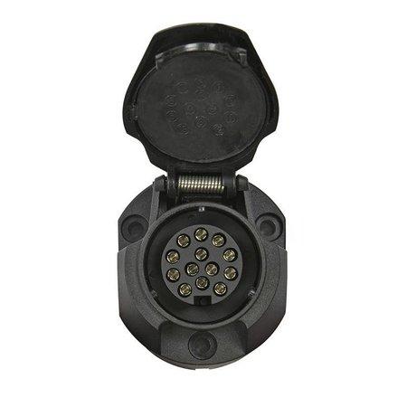 ProPlus Stekkerdoos 13-Polig  Jaeger Met Micro Switch