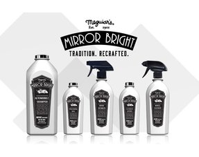 Meguiar's Mirror Bright. Tradition. Recrafted.