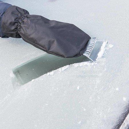 ProPlus Ijskraber met fleece handschoen