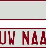 Funplaat Funplaat B- Op Naam 520 x 112