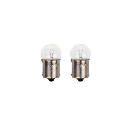 ProPlus Autolamp wit 12V 10W BA15s 2 Stuks