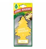 Arbre Magique Luchtverfrisser Arbre Magique - Vanille (1st)
