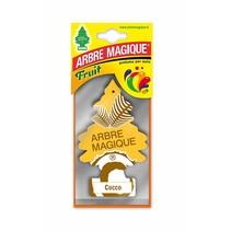 Luchtverfrisser Arbre Magique -  Cocos (1st)
