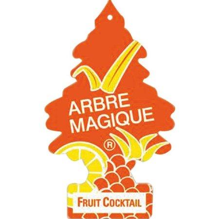 Arbre Magique Luchtverfrisser Arbre Magique -  Fruit Cocktail (1st)