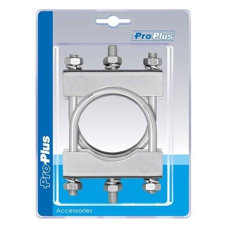 ProPlus U-beugel 60/70mm voor neuswielklem set van 2 stuks in blister
